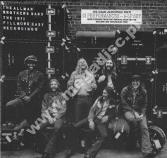 ALLMAN BROTHERS BAND - 1971 Fillmore East Recordings (4LP)