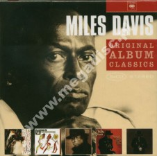 MILES DAVIS - Original Album Classics 1981-1989 (5CD) - Sony Card Sleeve