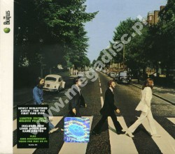 BEATLES - Abbey Road - Remastered Digipack