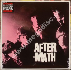 ROLLING STONES - Aftermath (UK Version) - EU Press - POSŁUCHAJ