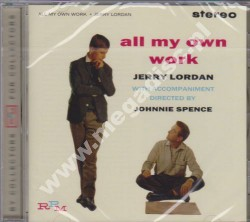JERRY LORDAN - All My Own Work (1959-1962) - UK RPM Remastered