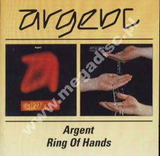 ARGENT - Argent / Ring Of Hands (1970-71)(2CD) - UK BGO - POSŁUCHAJ