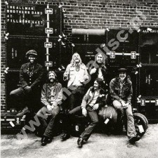 ALLMAN BROTHERS BAND - Live At Fillmore East - EU Expanded Press (2LP - PŁYTA WINYLOWA)