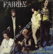 FAMILY - BBC Sessions 1968-1969 - AUS Limited Edition (2LP) - POSŁUCHAJ