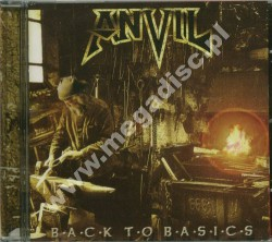 ANVIL - Back To Basics - GER Edition - POSŁUCHAJ
