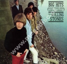 ROLLING STONES - Big Hits (High Tide And Green Grass) - EU Press