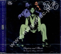 BLO - Chapters And Phases - Complete 2 Albums 1973-1975 - UK RPM - POSŁUCHAJ