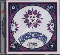 ANDROMEDA - Definitive Collection (1967-1969) (2CD) - UK Angel Air - POSŁUCHAJ