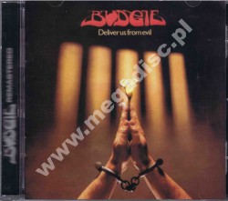 BUDGIE - Deliver Us From Evil +3 - UK Remastered Expanded
