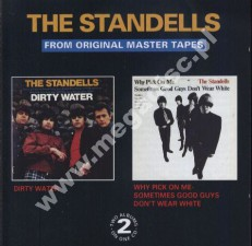 STANDELLS - Dirty Water / Why Pick On Me - UK Edition