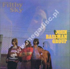 JOHN BASSMAN GROUP - Filthy Sky - EU Edition - POSŁUCHAJ - VERY RARE