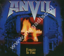 ANVIL - Forged In Fire - CAN Remastered - POSŁUCHAJ