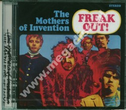 FRANK ZAPPA / MOTHERS OF INVENTION - Freak Out! - EU Edition - POSŁUCHAJ