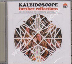 KALEIDOSCOPE - Further Reflections - Complete Recordings 1967-1969 (2CD) - UK Grapefruit - POSŁUCHAJ