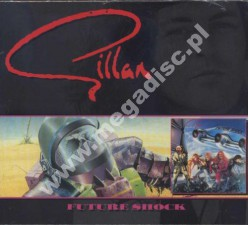 GILLAN - Future Shock +8 - UK Expanded Edition
