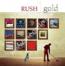 RUSH - Gold (1974-1987) (2CD)