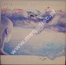 RUSH - Grace Under Pressure - UK 1st Press - POSŁUCHAJ