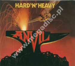 ANVIL - Hard 'N' Heavy - CAN Digipack - POSŁUCHAJ