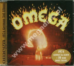 OMEGA - III (German 3rd Album +10) - AU Enigmatic Remastered - POSŁUCHAJ - VERY RARE