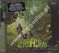 CARAVAN - If I Could Do It All Over Again +4 - UK Remastered Expanded Edition - POSŁUCHAJ