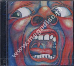 KING CRIMSON - In The Court Of The Crimson King - UK Remastered Edition