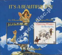 IT'S A BEAUTIFUL DAY - It's A Beautiful Day / Marrying Maiden - US Digipack - POSŁUCHAJ - VERY RARE