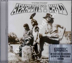 APHRODITE'S CHILD - It's Five O'Clock - UK Esoteric Expanded Edition - POSŁUCHAJ