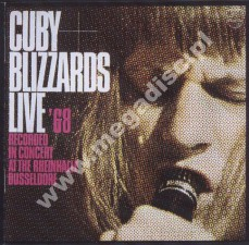 CUBY + BLIZZARDS - Live '68 - Recorded In Concert In Dusseldorf