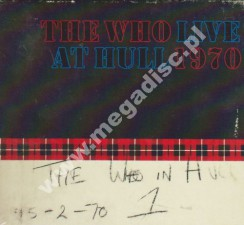 THE WHO - Live At Hull 1970 (2CD) - EU Deluxe Edition - POSŁUCHAJ