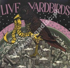 YARDBIRDS - Live Yardbirds featuring Jimmy Page - EU Timeless Press - POSŁUCHAJ