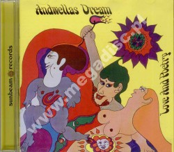 ANDWELLA'S DREAM - Love And Poetry - UK Sunbeam Expanded - POSŁUCHAJ