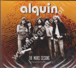 ALQUIN - Marks Sessions + Unreleased Live 1972 (2CD) - NL Pseudonym Remastered Digipack