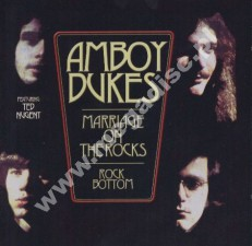 AMBOY DUKES - Marriage On The Rocks - Rock Bottom - EU Edition - POSŁUCHAJ