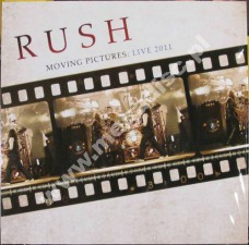 RUSH - Moving Pictures: Live 2011 - GER 1st Press