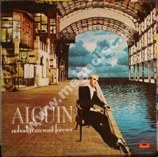 ALQUIN - Nobody Can Wait Forever - UK 1st Press - POSŁUCHAJ