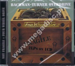 BACHMAN TURNER OVERDRIVE - Not Fragile / Four Wheel Drive (1974-75) - UK Lemon Remastered - POSŁUCHAJ