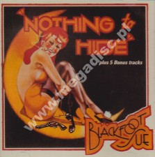 BLACKFOOT SUE - Nothing To Hide - US Expanded - POSŁUCHAJ - VERY RARE