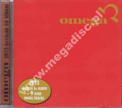 OMEGA - Omega (German 1st Album) +9 - AU Enigmatic Remastered - POSŁUCHAJ - VERY RARE