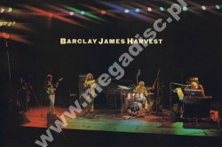 PLAKAT BARCLAY JAMES HARVEST - Live 1974 (50cm x 75cm)
