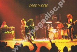 PLAKAT DEEP PURPLE - Made In Japan 1972 (50cm x 75cm)