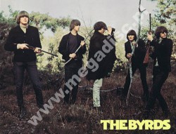 PLAKAT THE BYRDS - 1966 Promo (38cm x 50cm)