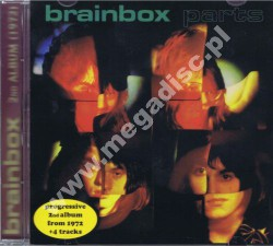 BRAINBOX - Parts +4 - SWE Flawed Gems - POSŁUCHAJ - VERY RARE