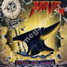 ANVIL - Pound For Pound - GER Limited Press