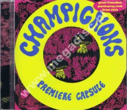 CHAMPIGNONS - Premiere Capsule - SWE Flawed Gems Remastered - POSŁUCHAJ - VERY RARE