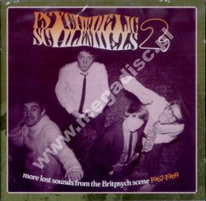 Psychedelic Schlemiels 2 - Lost Sounds From The Britpsych Scene (1966-1969) - UK Wooden Hill - POSŁUCHAJ