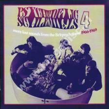 Psychedelic Schlemiels 4 - More Lost Sounds From The Britpsych Scene 1966-1969 - UK Wooden Hill