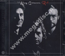 KING CRIMSON - Red - UK Remastered Edition
