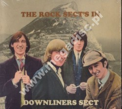 DOWNLINERS SECT - Rock Sect's In - German Repertoire Digipack Edition - POSŁUCHAJ
