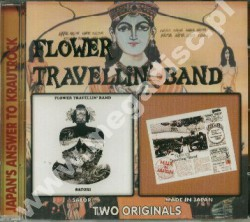 FLOWER TRAVELLIN' BAND - Satori / Made In Japan (1971-1972) - EU Edition - POSŁUCHAJ