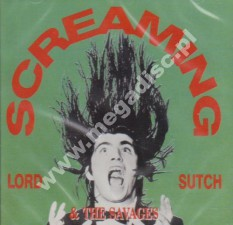 SCREAMING LORD SUTCH AND THE SAVAGES - Screaming Lord Sutch & The Savages (1961-1966) - UK Edition - POSŁUCHAJ